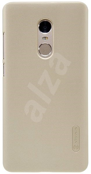 reputable site 64c75 98656 Nillkin Frosted protective cover for Xiaomi Redmi Note 4 Global gold ...