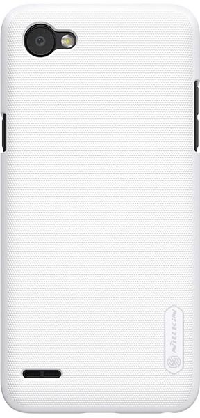 Nillkin Frosted White for LG Q6 - Protective Case
