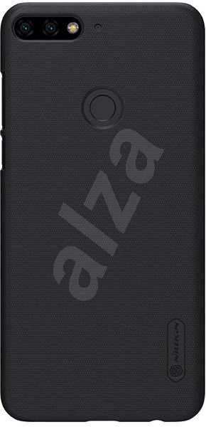 Nillkin Frosted for Huawei Y7 Prime 2018 Black - Mobile Case