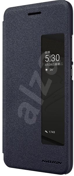 Nillkin Sparkle S-View for Huawei P20 Black - Mobile Phone Case