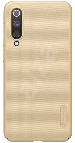 Nillkin Frosted Rear Cover for Xiaomi Mi9 SE Gold - Mobile Case