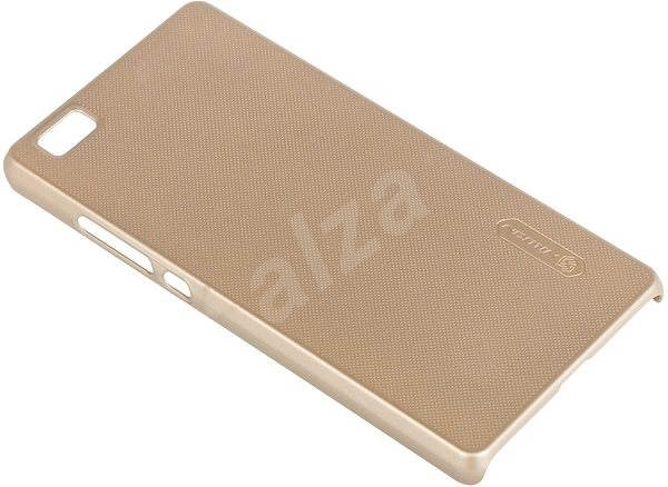 Nillkin Super Frosted Gold for Huawei Ascend P8 Lite - Protective Case
