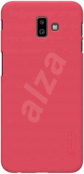 Nillkin Frosted for Samsung J610 Galaxy J6+ Red - Mobile Case