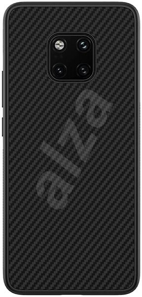 Nillkin Synthetic Fiber Carbon for Huawei Mate 20 Pro black - Mobile Case