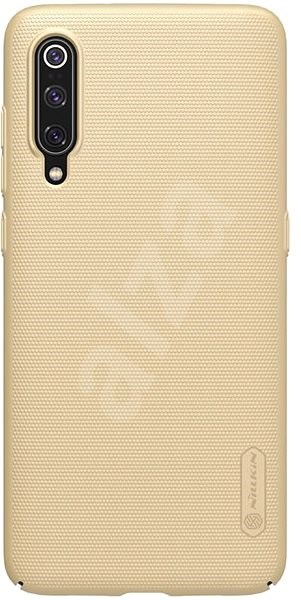 Nillkin Frosted for Xiaomi Mi9 Gold - Mobile Case