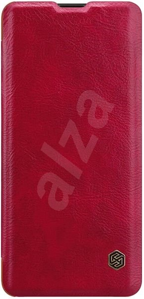 Nillkin Qin Book for Huawei P30 Lite Red - Mobile Phone Case