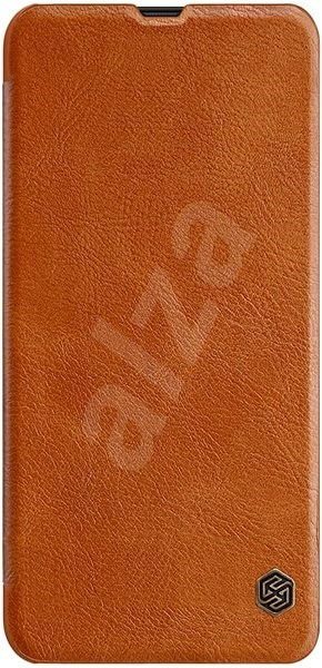 Nillkin Qin Book for Samsung Galaxy A30 Brown - Mobile Phone Case