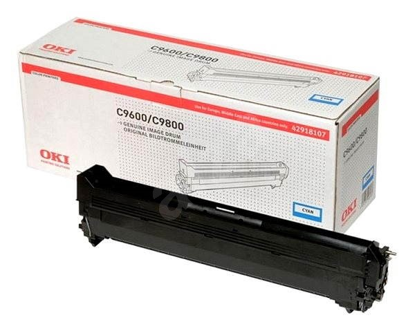 OKI 42918107 cyan - Printer Drum Unit