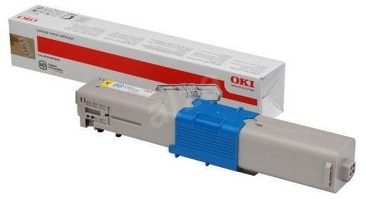 OKI 46508713 Yellow - Toner