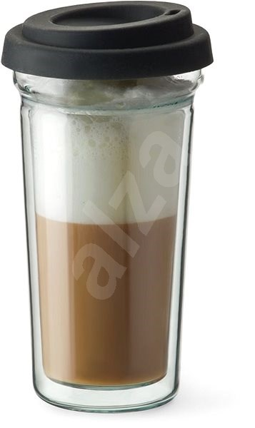 Simax Latte Coffee Glass On The Go 0 4l Glass For Hot Drinks Alza Co Uk