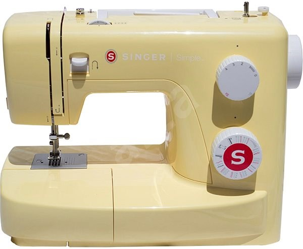 e7a64b8d3 SINGER SIMPLE 3223 YELLOW - Sewing Machine | Alza.co.uk