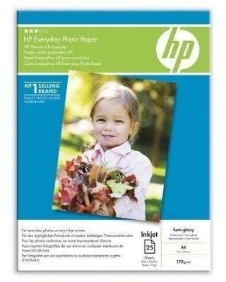 HP Everyday Photo Paper Q5451A - Photo Paper