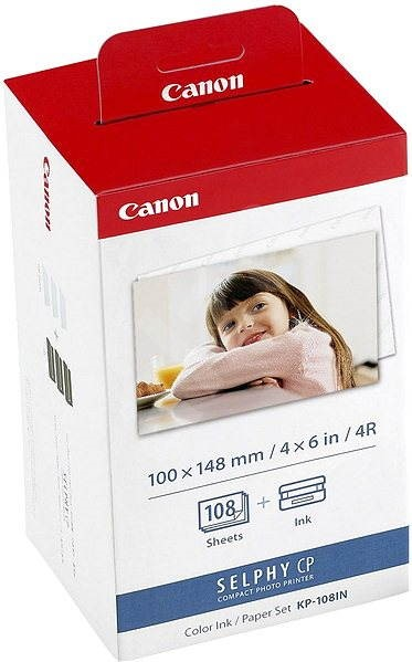 Canon KP-108IN - Paper and Foil