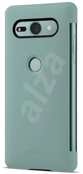 brand new 41945 988f7 Sony SCTH50 Style Cover Touch pro Xperia XZ2 Compact Green ...
