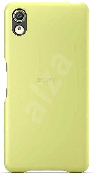 SBC30 Sony Style Back Cover Lime Gold - Rear Cover