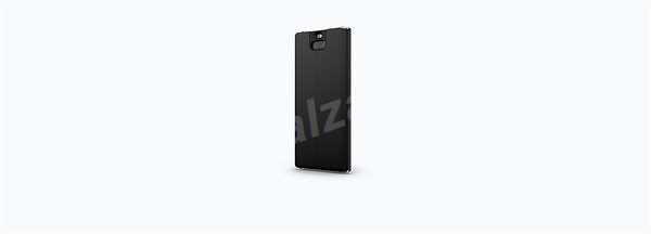 Sony SCSI10 Style Cover Stand Xperia 10 Black - Mobile Phone Case