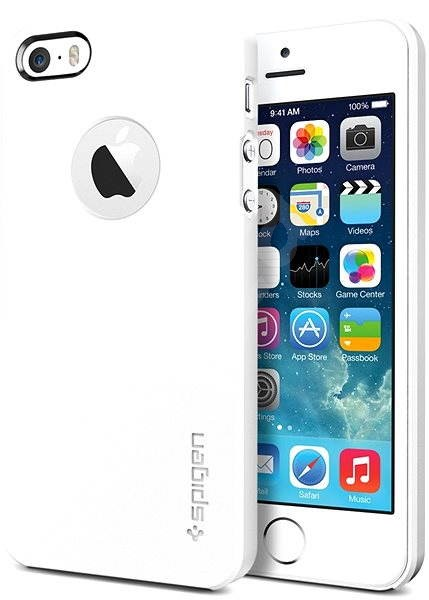 buy online 2b076 4fbea SPIGEN SGP Case Ultra Thin Air Series Smooth White - Protective ...