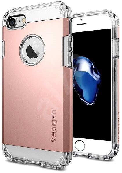 fedf770dec Spigen Tough Armor Rose Gold iPhone 7 - Protective Case | Alza.co.uk