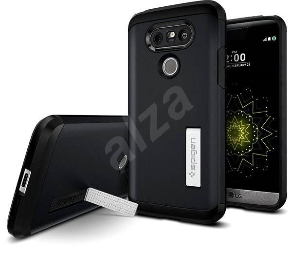 SPIGEN Tough Armor Metal Slate - Protective Case