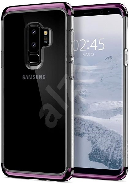 new styles 11e85 4b459 Spigen Galaxy S9 Plus Case Neo Hybrid NC Chrome Purple ...