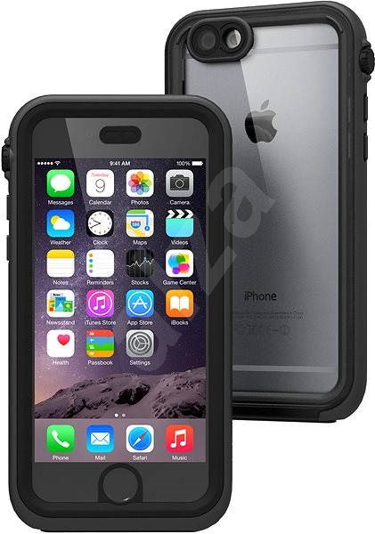 pretty nice de438 6ad41 Catalyst Waterproof Case for iPhone 6/6s Black Grey - Case | Alza.co.uk