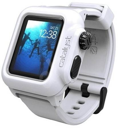 Catalyst Waterproof White Apple Watch 2 38mm - Case