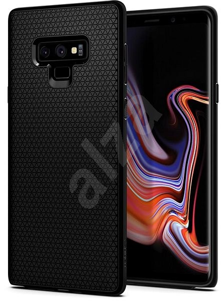 Spigen Liquid Air Matte Black Samsung Galaxy Note9 - Mobile Case