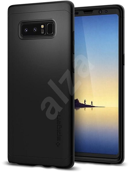 Spigen Thin Fit 360 Orchid Grey Samsung Galaxy Note 8 - Protective Case
