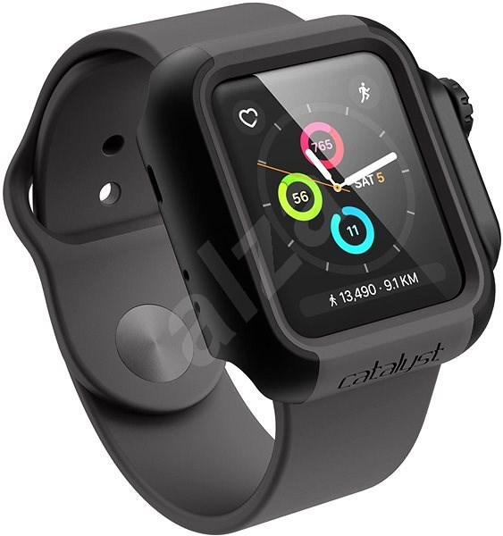 Catalyst Impact Protection Case Black Apple Watch 2/3 38mm - Protective Case