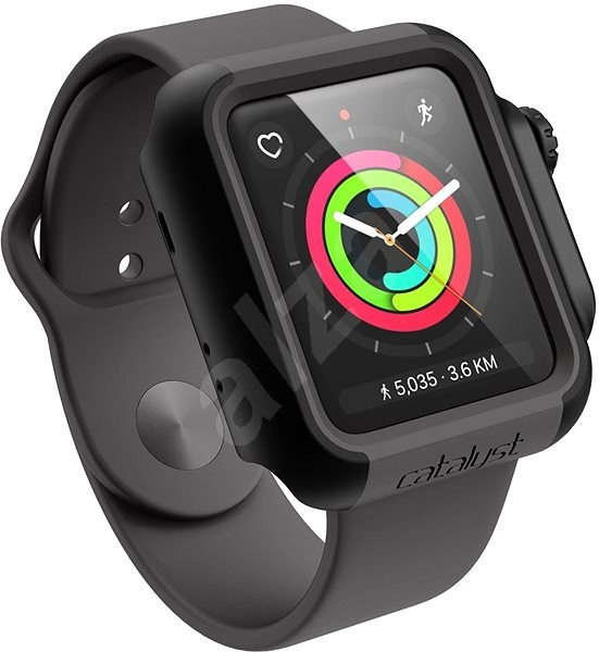 Catalyst Impact Protection Case for Apple Watch 2/3 42mm Black - Protective Case