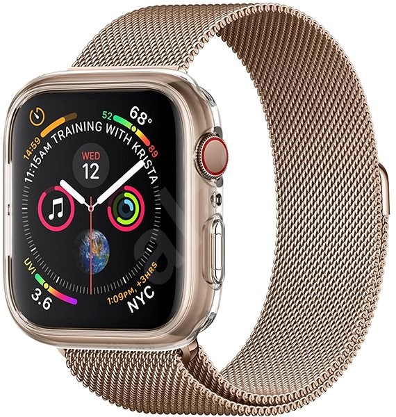 Spigen Liquid Crystal Clear Apple Watch 4 44mm - Protective Case