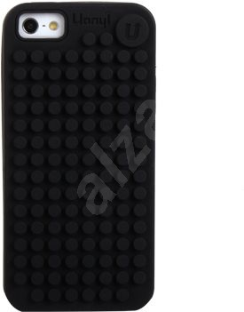 Pixel case for iPhone 5 black - Mobile Phone Case