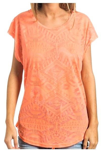 Rip Curl Anam Tee Creamsicle size XS - T-Shirt