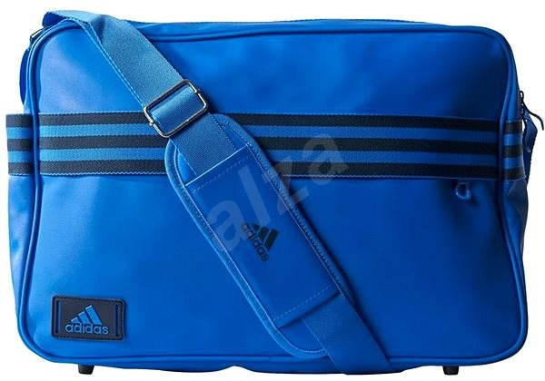 01f08ad73c Adidas Messenger Enamel 3-Stripes Blue - Shoulder Bag