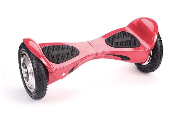 Hoverboard Offroad Auto Balance System + APP + BT Red - Hoverboard