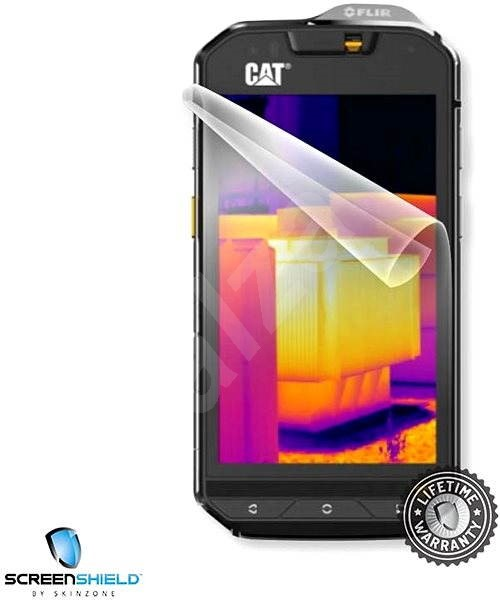ScreenShield for Caterpillar CAT CS60 phone display - Screen Protector