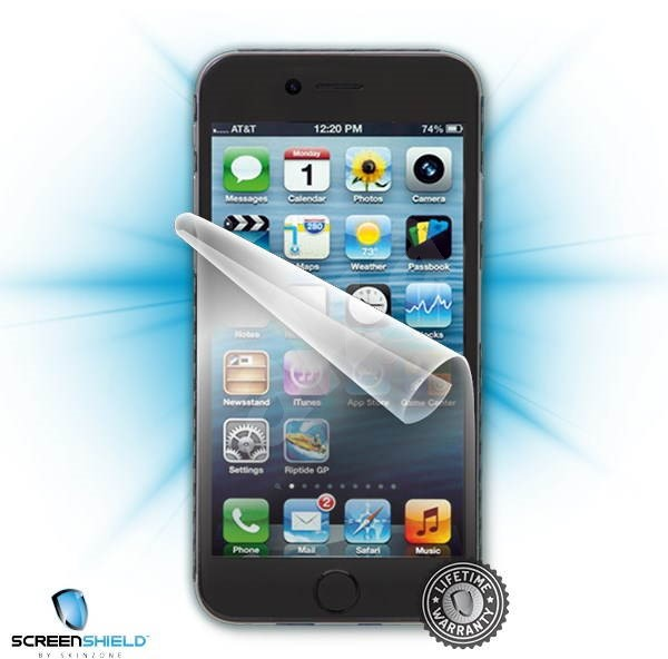 Skinzone Protection film display ScreenShield for the the iPhone 6 - Screen Protector