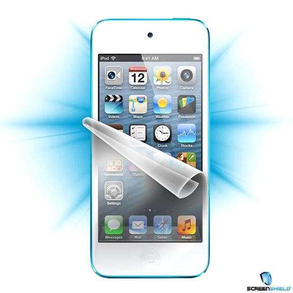 ScreenShield for Apple iPod Touch 5th Generation for the player's display - Screen protector