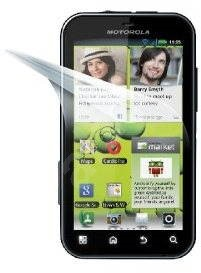 ScreenShield for the Motorola Defy+ phone display - Screen protector