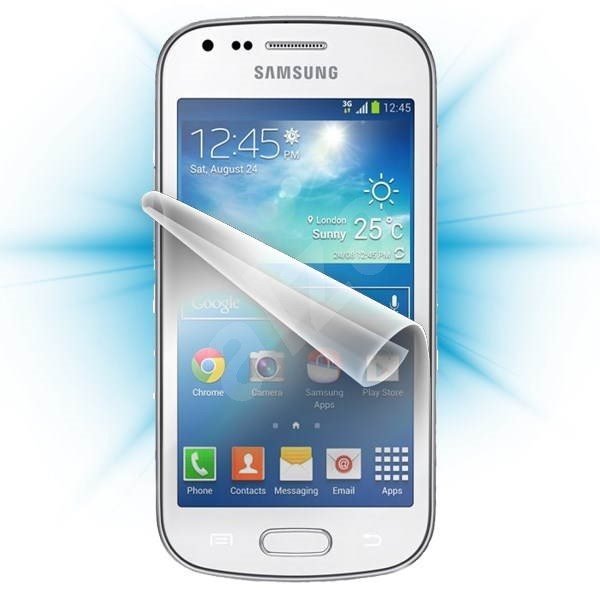 ScreenShield for Samsung Galaxy Trend (S7580) for phone display - Screen Protector