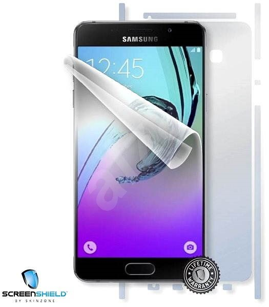 ScreenShield for Samsung Galaxy A5 2016 for the whole body of the phone - Screen protector
