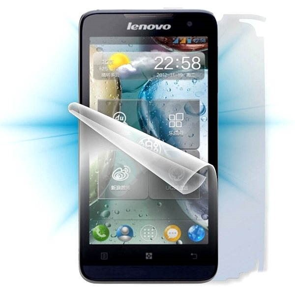 ScreenShield for Lenovo P770 to the entire body of the phone - Screen protector