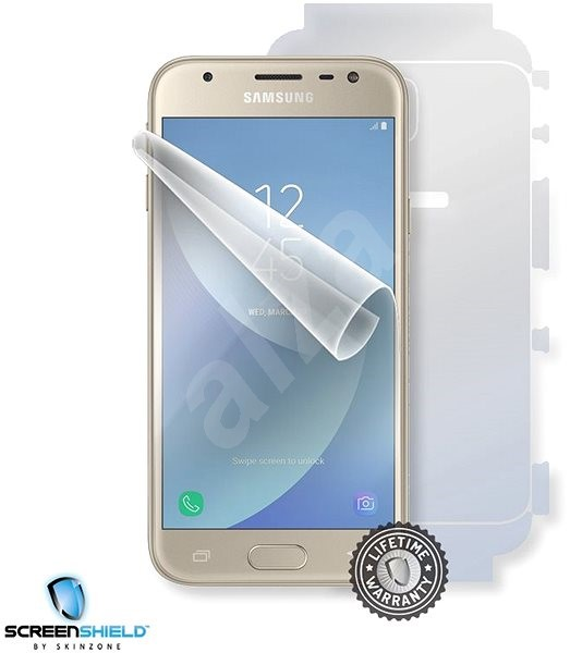 Screenshield SAMSUNG J330 Galaxy J3 (2017) for the whole body - Screen protector