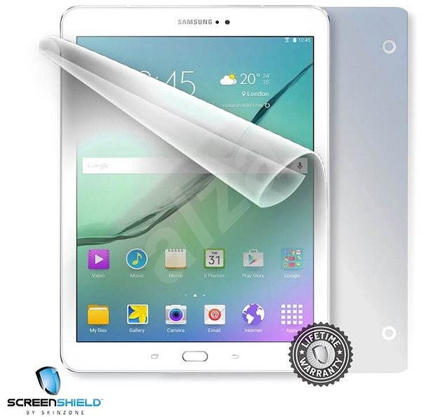 ScreenShield Samsung T819 Galaxy Tab S2 9.7 for the display and the whole body - Screen protector