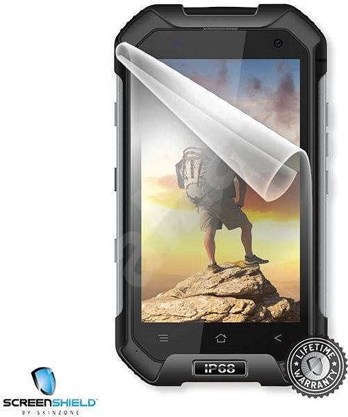 ScreenShield iGET Blackview BV6000S for the display - Screen Protector