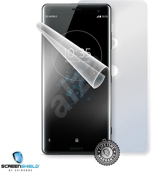 Screenshield SONY Xperia XZ3 H9436 for whole body - Screen protector