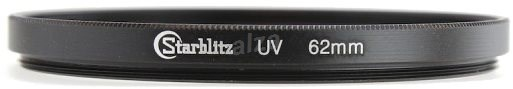 Starblitz UV filter 62mm - UV Filter