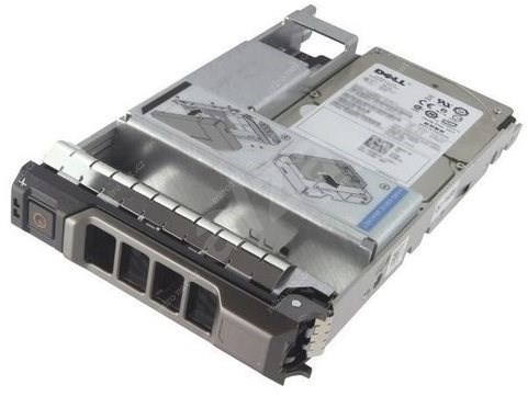 "DELL 2.5 ""HDD 600GB SAS 10000 rpm Hot Plug in 3.5"" frame for 12G / 13G - Server HDD"