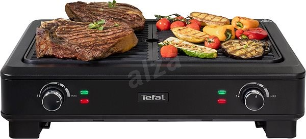 Tefal TG900812 Smoke Less Indoor Grill - Electric Grill