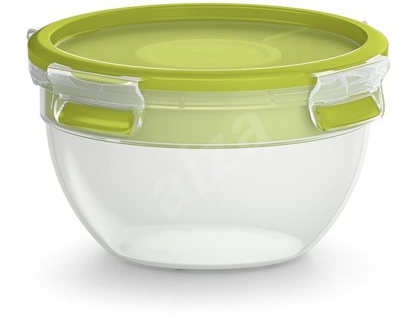 TEFAL MASTERSEAL TO GO round salad bowl 1.0L - Container